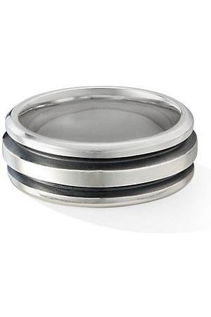David Yurman Deco Sterling Ring
