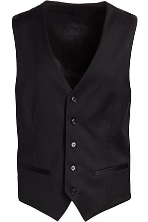Saks Fifth Avenue COLLECTION Wool Vest