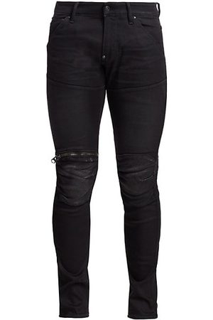 G-Star Men Slim - 3D Zip Knee Super Slim Jeans