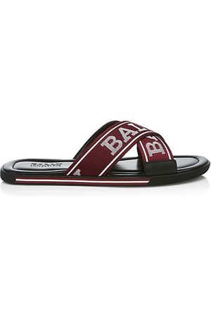 Bally Bonks Criss-Cross Logo Slides