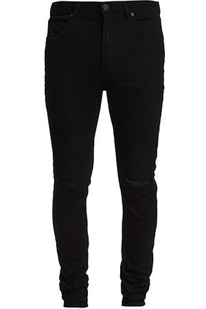 Monfrere Men Skinny - Greyson Skinny-Fit Distressed Jeans