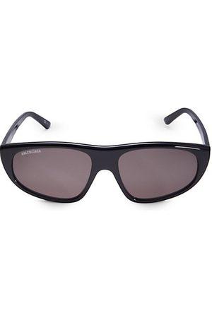 Balenciaga 60MM Aviator Sunglasses