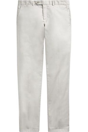 Ralph Lauren Purple Label Eaton Slim-Fit Twill Pants