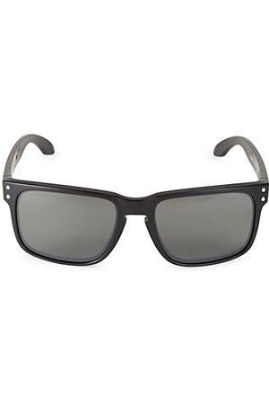 Oakley New York Giants 57MM Holbrook Rectangular Sunglasses