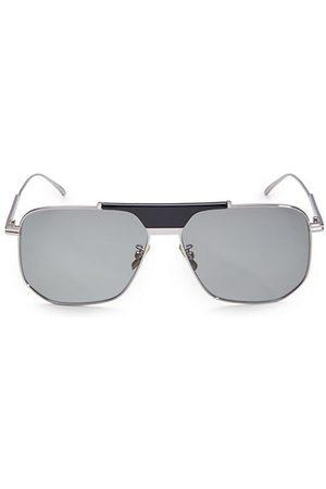 Bottega Veneta 58MM Square Sunglasses