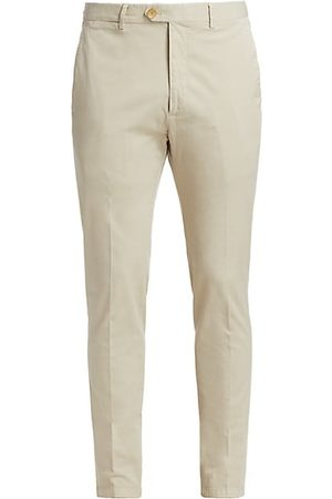 Ralph Lauren Eaton Slim-Fit Twill Pants