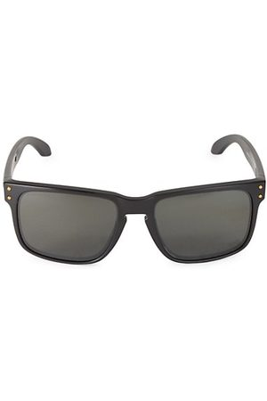 Oakley Men Sunglasses - Jacksonville Jaguars Holbrook 57MM Square Sunglasses