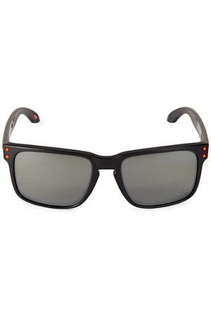 Oakley Cincinnati Bengals Holbrook 57MM Square Sunglasses