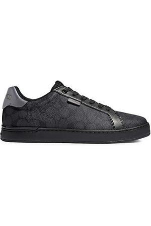 Coach Men Sneakers - Signature Tennis Cup Sole Low-Top Sneakers