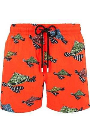 Vilebrequin Men Swimming Briefs - Turtle SPX Swim Trunks