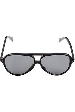 Céline Men Sunglasses - 61MM Plastic Aviator Sunglasses