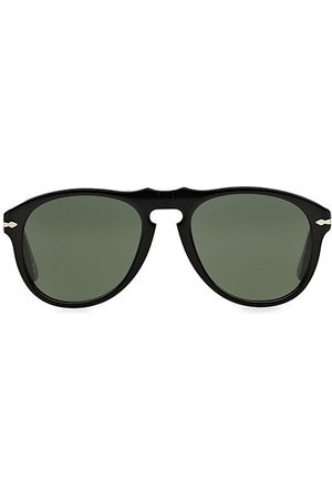 Persol Men Sunglasses - 54MM Pilot Sunglasses
