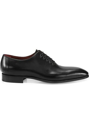 Saks Fifth Avenue Men Brogues - COLLECTION Blacker Leather Oxfords