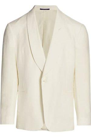 Ralph Lauren Kent Shawl Collar Wool Blazer