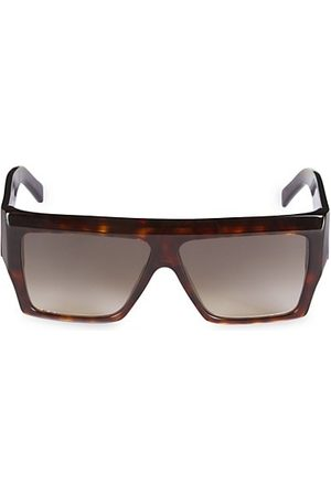 Céline 52MM Flat Top Square Sunglasses