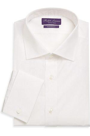 Ralph Lauren Aston Cotton Poplin Sport Shirt