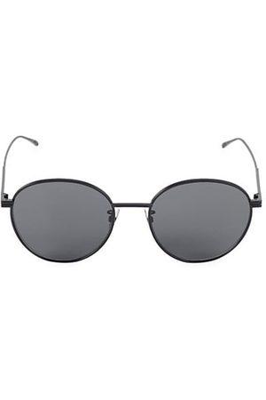 Bottega Veneta Men Sunglasses - 57MM Round Sunglasses