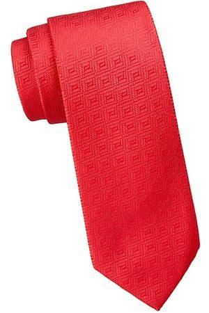 Charvet Illusion Diamond Silk Tie
