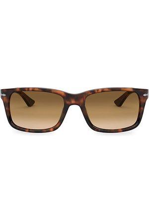 Persol Men Sunglasses - 52MM Rectangular Sunglasses