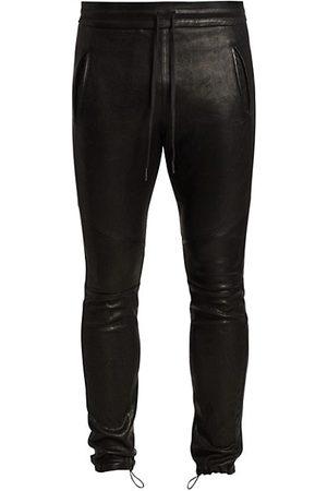 JOHN ELLIOTT Escobar Leather Pants