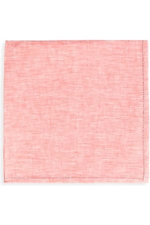 Kiton Men Pocket Squares - Heathered Silk Pocket Square