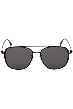 Bally Men Sunglasses - 58MM Metal Square Sunglasses