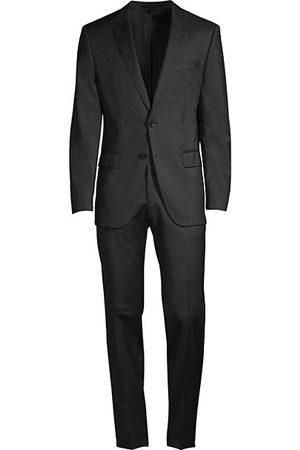 HUGO BOSS Men Suits - Huge Genius Virgin Wool Suit
