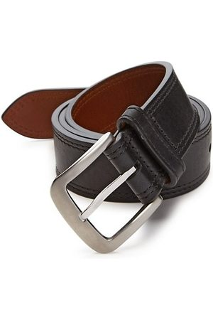 SHINOLA Men Belts - Double Stitch Belt