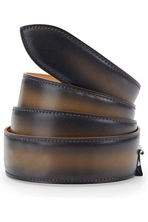 CORTHAY Men Belts - Old Leather Belt