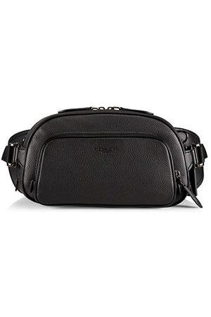 Coach Men Belts - Hitch Leather Belt Bag