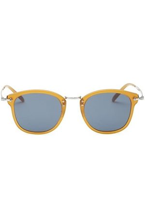Oliver Peoples Amber 49MM Square Sunglasses
