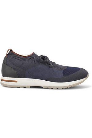 Loro Piana Men Sneakers - 360 Flexy Walk Sock Sneakers