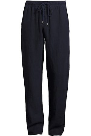 Vilebrequin Men Joggers - Linen Pants