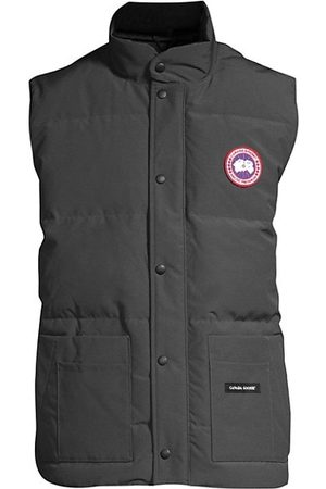 Canada Goose Men Parkas - Quilted Freestyle Vest