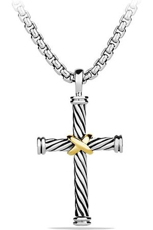 David Yurman Cable Classics Cross Pendant