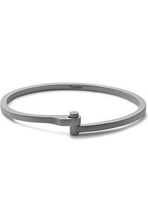 MIANSAI Men Bracelets - Sterling Silver Nyx Cuff Bracelet