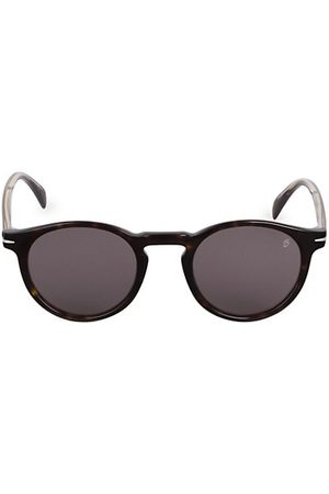 David beckham Men Sunglasses - 49MM Round Sunglasses