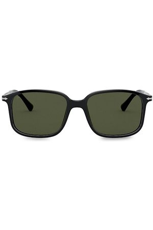Persol Men Sunglasses - 53MM Rectangular Sunglasses