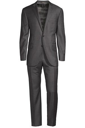 corneliani Men Suits - Classic Wool Suit