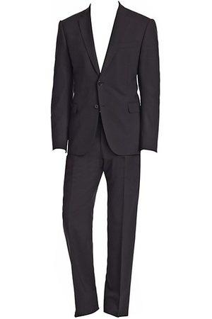 Emporio Armani Solid Stretch M Line Suit