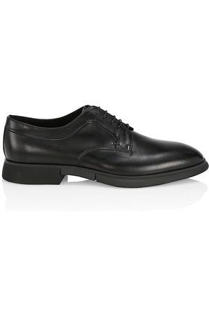 Paul Stuart Morley Leather Derby Shoes