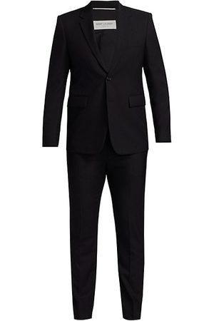 Saint Laurent Men Suits - Virgin Wool Suit