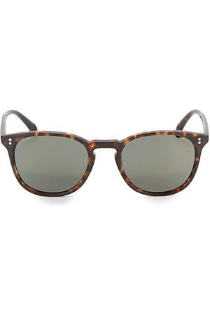 Oliver Peoples Men Sunglasses - Finley 51MM Mirrored Sunglasses