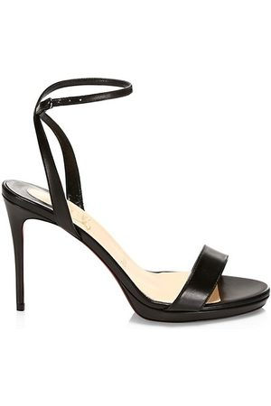 Christian Louboutin Loubiqueen Leather Sandals