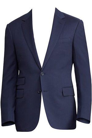 Ralph Lauren Men Suits - Gregory Wool Serge Suit