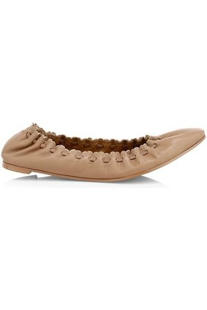 See by Chloé Women Ballerinas - Jane Leather Ballet Flats