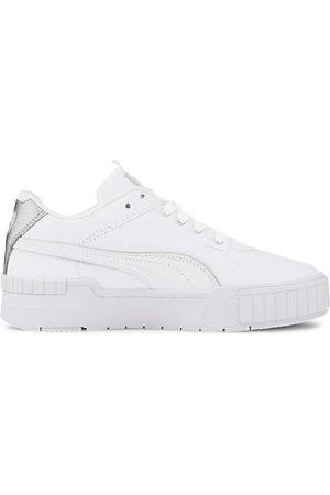 PUMA Women Shoes - Women's Cali Sport Leather Platform Sneakers
