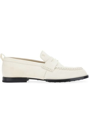 Tod's Loafers - Leather Penny Loafers