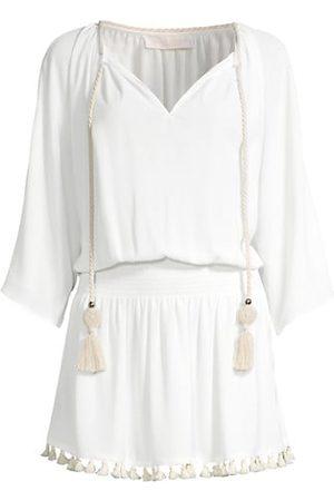 Ramy Brook Women Tunic Dresses - Katana Blouson Tunic Dress