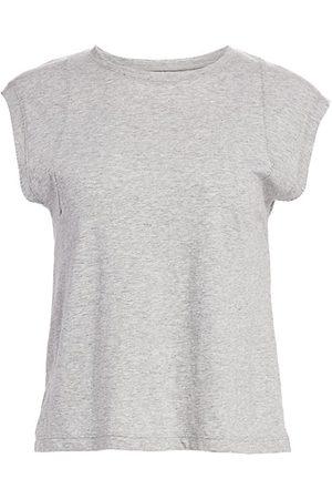 Frame Women Short Sleeve - Le High Rise Muscle Tee